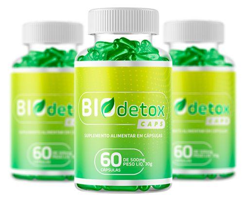 Bio Detox Caps