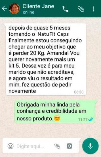 Natufit Caps