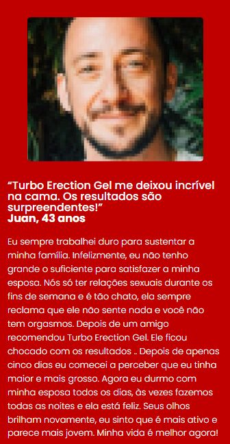 Turbo Erection Gel